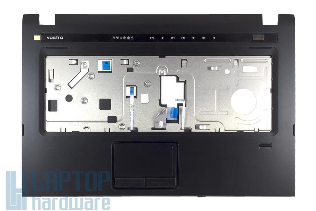 Dell Vostro 3500 laptophoz gyári új felső fedél, touchpaddel, hangszoróval, ujjlenyomat olvasóval, audio és média panellel, 0C5CHX