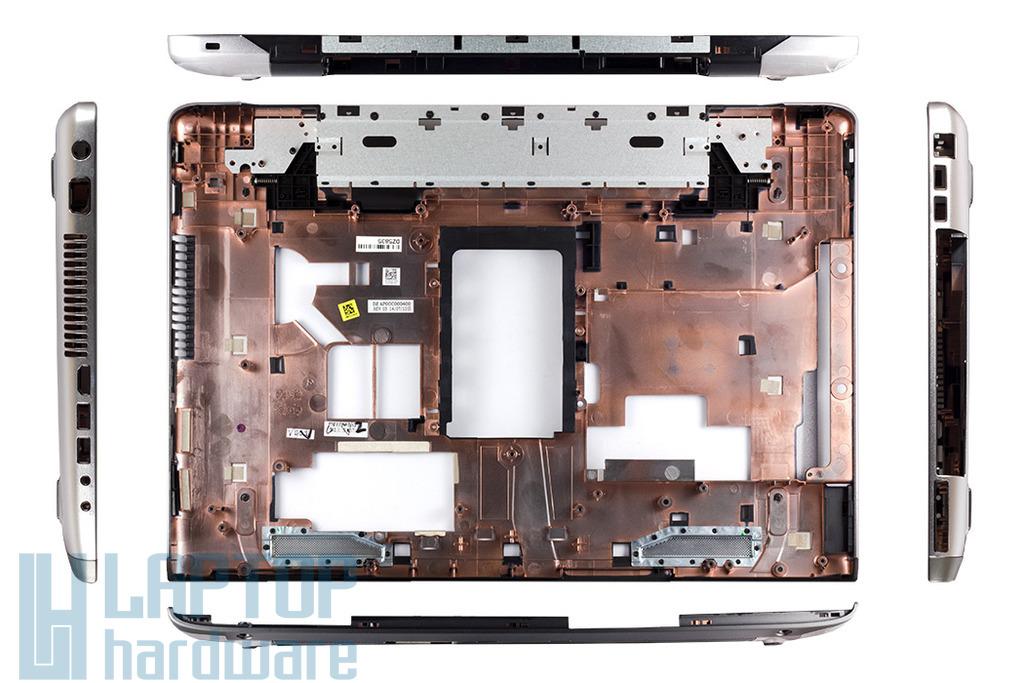 Dell Vostro 3560 gyári új ezüst laptop alsó fedél, bottom case (RH8VG, DWKCH)