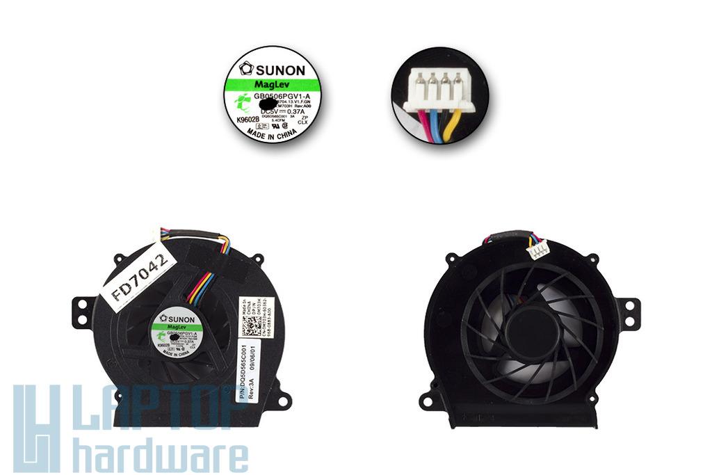 Dell Vostro A840, A860 gyári új hűtő ventilátor, GB0506PGV1-A