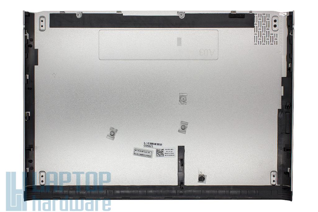 Dell Vostro V13, V130 gyári új ezüst laptop alsó fedél (02KMVW, 2KMVW, 60.4M112.005)