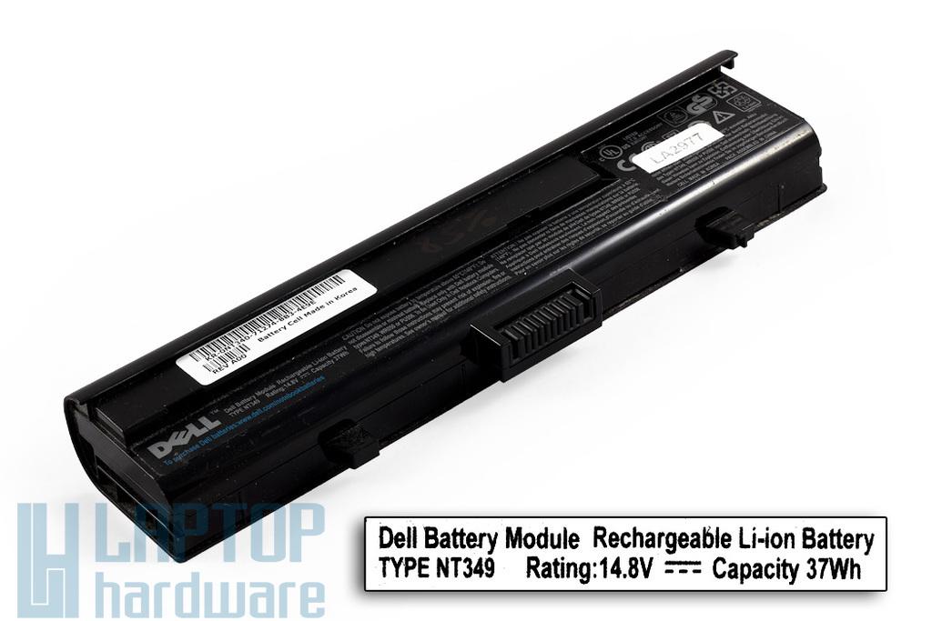 Dell XPS M1330, Inspiron 1318 használt 4 cellás 85%-os laptop akku/akkumulátor (NT349)
