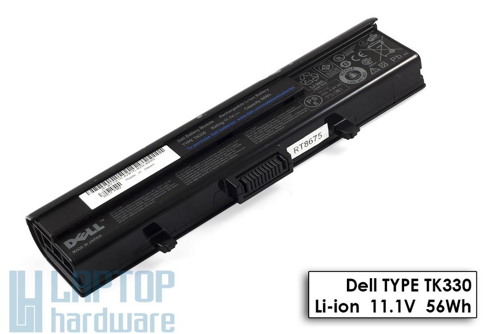 Dell XPS M1530 gyári új 6 cellás laptop akku/akkumulátor (TYPE TK330, 0XT816)