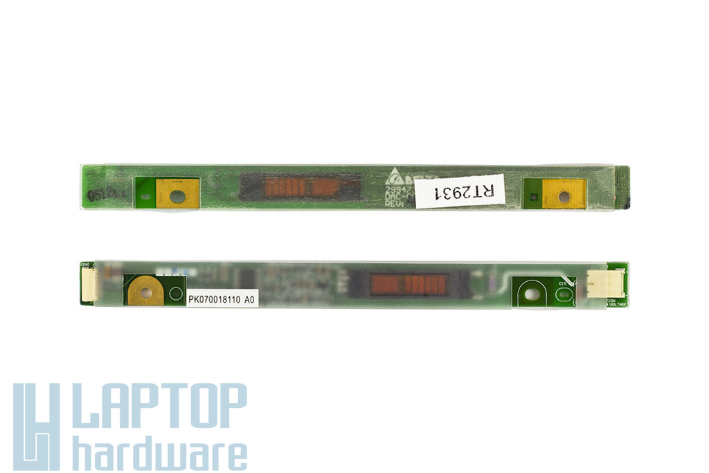 Delta DAC-09B017 használt laptop LCD inverter (PK070018110, 407800-001)
