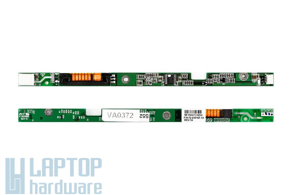 Fujitsu Amilo A1640, A1645, A1667G LCD Inverter 76-03D169-1A
