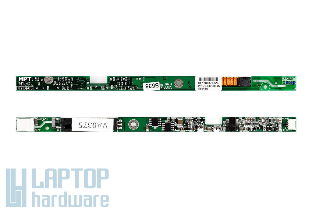 Fujitsu Amilo A1640, A1645, M1405 LCD Inverter 76033150-1A