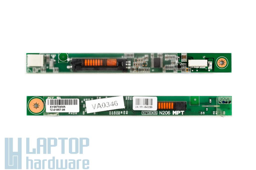 Fujitsu-Siemens Amilo L1310G, Amilo Pro V2030, V2035 laptophoz használt LCD inverter (12-01857)