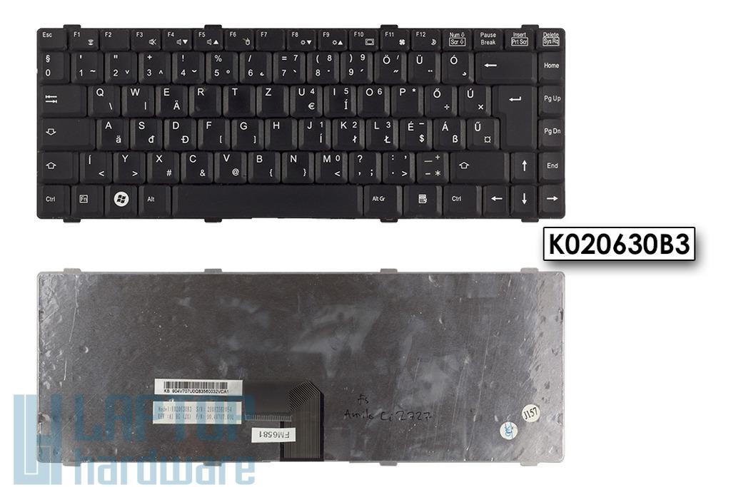 Fujitsu Amilo Li1718, Li1720, Li2727 használt magyar laptop billentyűzet (K020630B3)