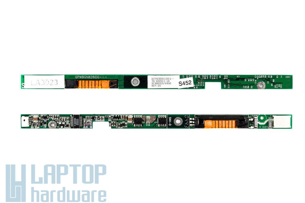 Fujitsu Amilo A1640, A1667G, M1425 LCD Inverter 76-032011-1A