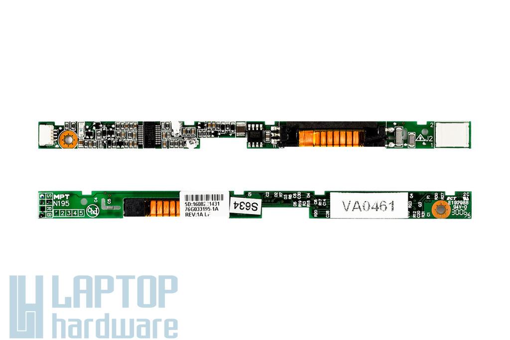Fujitsu Amilo M6450G, Pi1505, Pi2505 LCD Inverter 76G0331195-1A