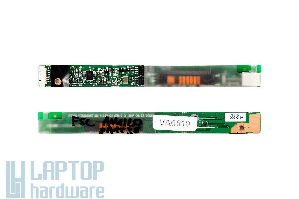 Fujitsu Amilo Pa 1538 LCD Inverter 50-71195-02 VER-0.3