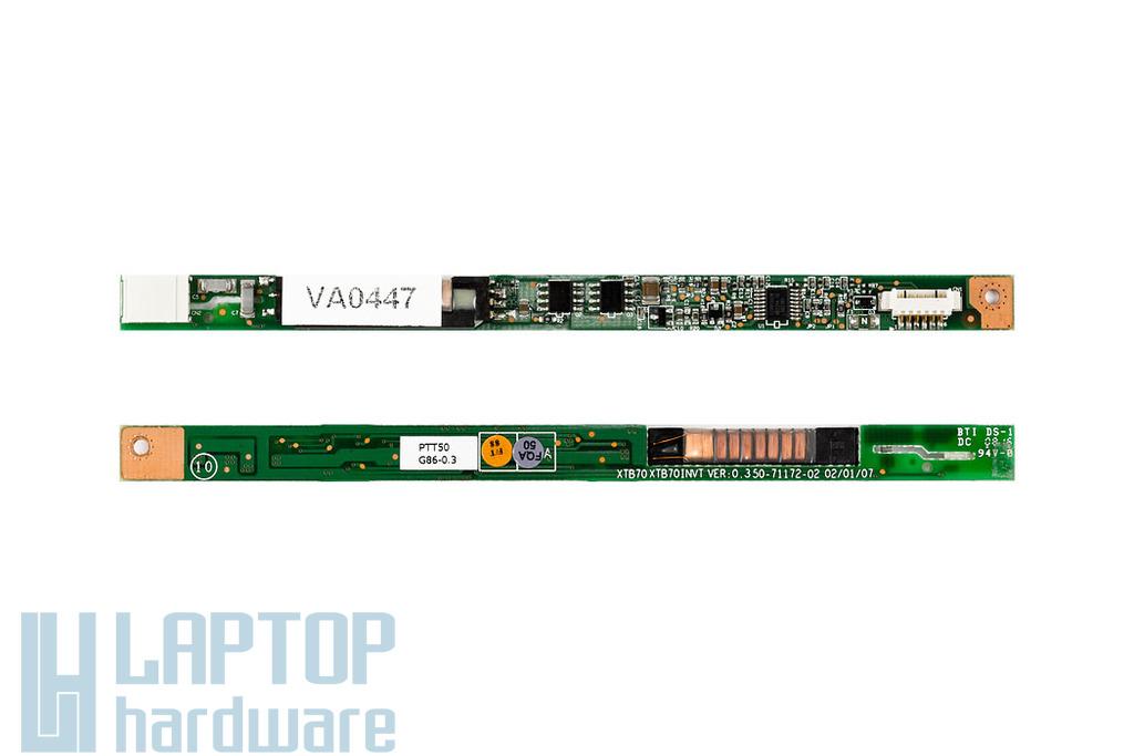 Fujitsu Amilo Pa2548, Xa1526, Xa2528 LCD Inverter 350-71172-02 VER 0.3