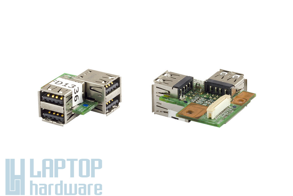 Fujitsu-Siemens Amilo Pro V3505 laptophoz használt USB panel (55.4P503.001)