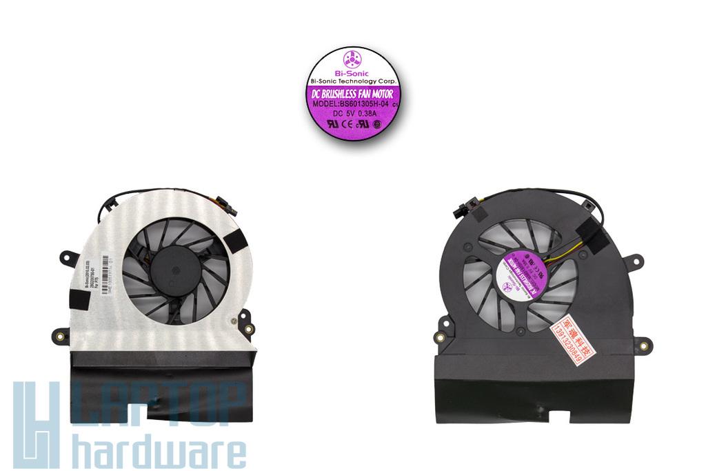 Fujitsu Amilo Xi2528, Xi2550 gyári új hűtő ventilátor BS601305H-04, 28G200750-01