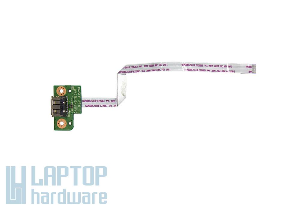 Fujitsu LifeBook AH512, AH531 használt laptop USB panel kábellel (DA0FH5TB6A0, 30FH5UB0000)