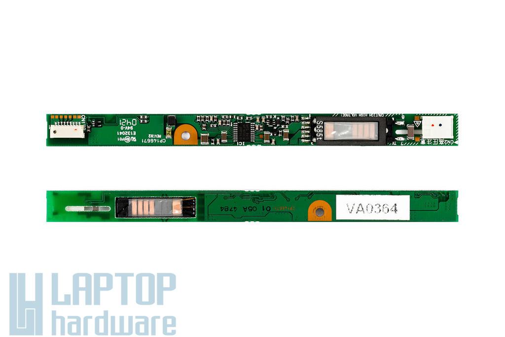 Fujitsu LifeBook C1110, C2210, E4010D LCD Inverter CP146671