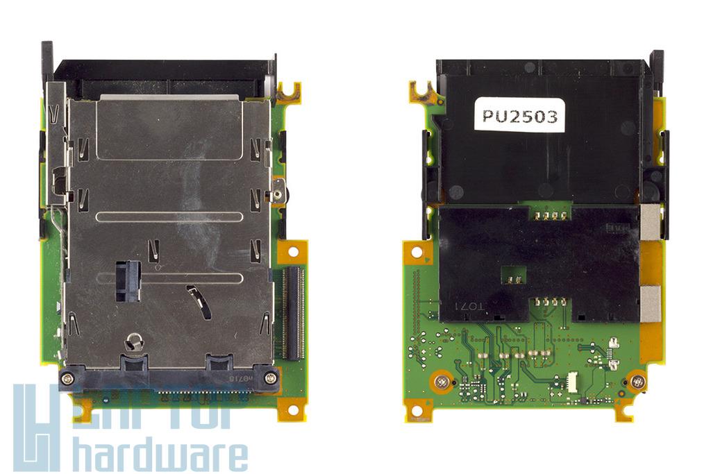 Fujitsu LifeBook E780 laptophoz használt PCMCIA-EXPRESS CARD modul (CP462625)