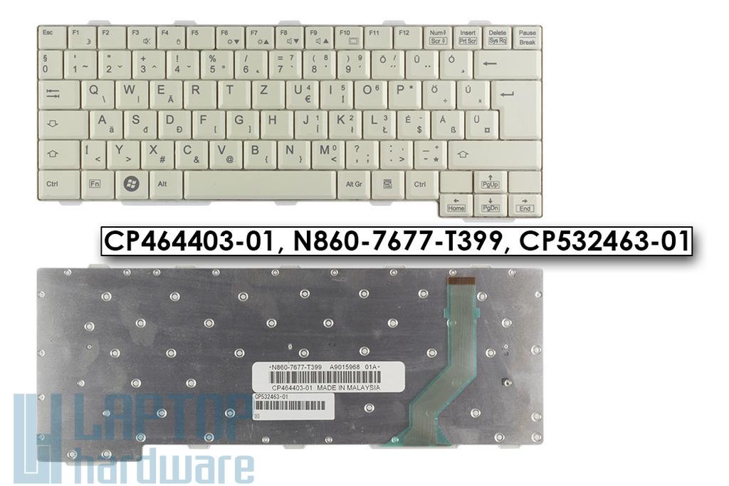 Fujitsu LifeBook P772 használt magyar laptop billentyűzet, CP464403-01