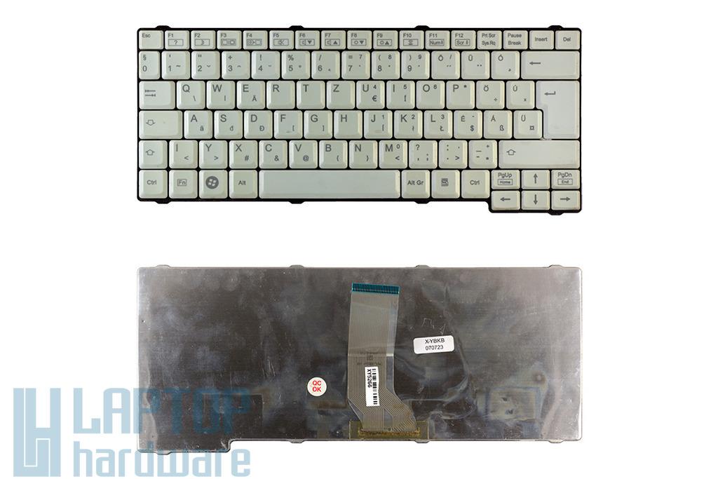 Fujitsu-Siemens Amilo A1650, M7400, Amilo Pro V2000, V3405, V8210 használt magyar szürke laptop billentyűzet