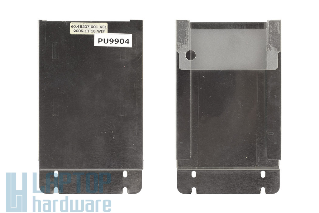 Fujitsu-Siemens Amilo A1650G laptophoz használt winchester keret, hard disk cover, 60.4B307.001