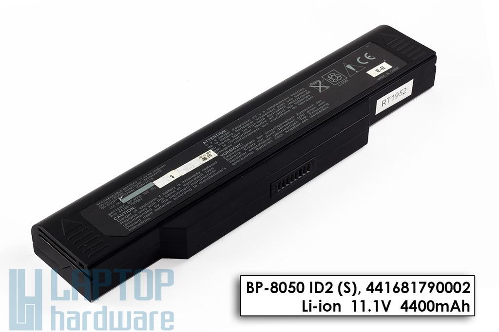 Fujitsu-Siemens Amilo L1300, L7310, L7310GW, M1420 használt 6 cellás 90%-os laptop akku/akkumulátor (BP-8050)
