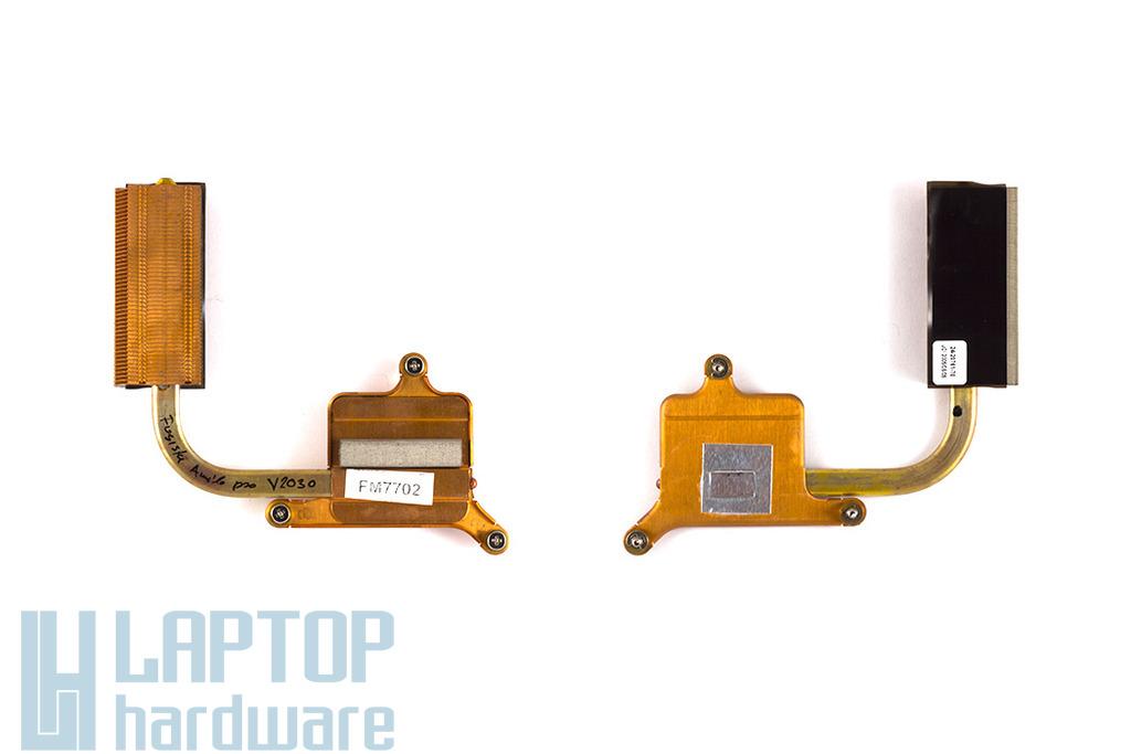 Fujitsu-Siemens Amilo L1310, L7320 laptophoz használt hűtőborda, hőelvezető cső (24-20751-70)