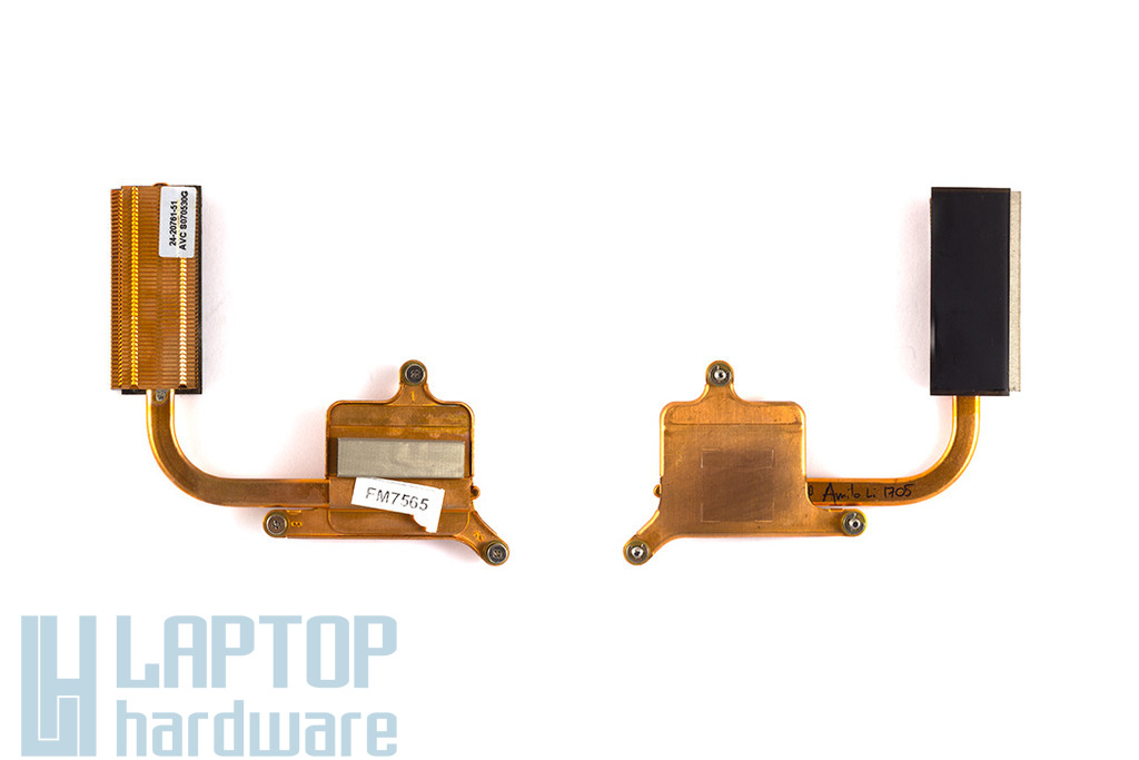 Fujitsu-Siemens Amilo Li1705, L1310 használt laptop hőelvezető cső (24-20761-51)