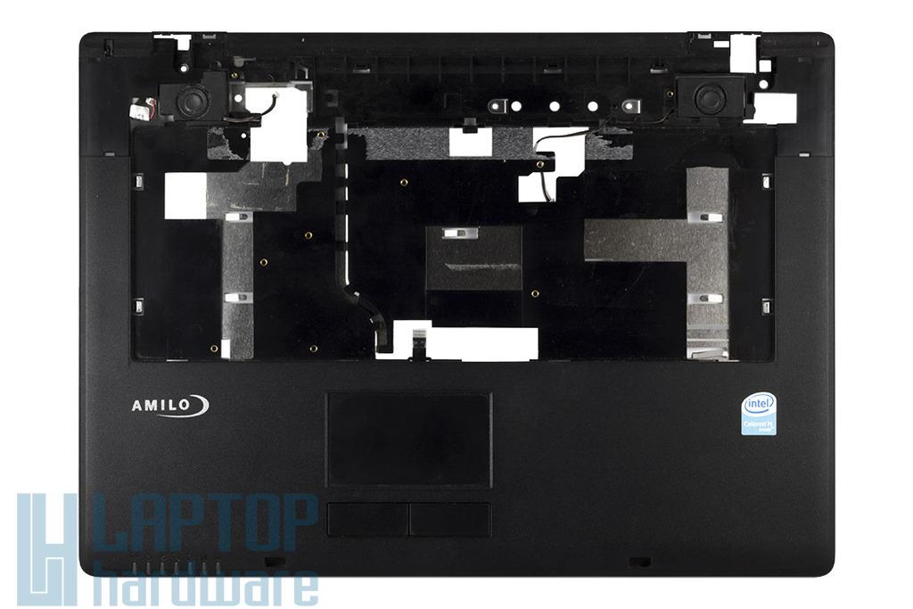 Fujitsu-Siemens Amilo Li2727 laptophoz használt felső fedél touchpaddal, 60.4V702.004
