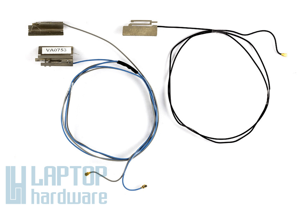 Fujitsu-Siemens Amilo Li3710, Esprimo V6535 használt wifi antenna (25.90638.00, 25.90639.001)