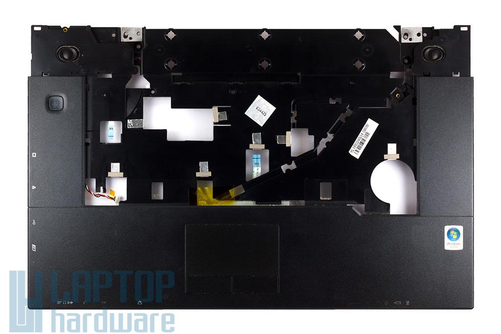 Fujitsu-Siemens Amilo Li3710 felső burkolat Palmrest, Touchpaddal hangszóróval és bekapcsoló gomb panellel, ZYE3PEF7TCFX00