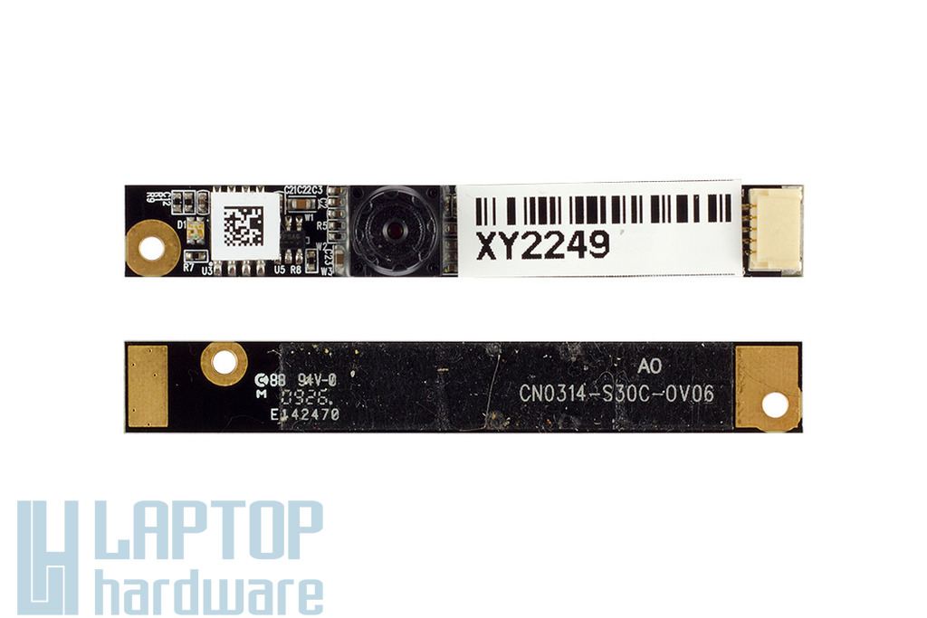 Fujitsu-Siemens Amilo Li3710 webkamera. CN0314-S30C-0V06