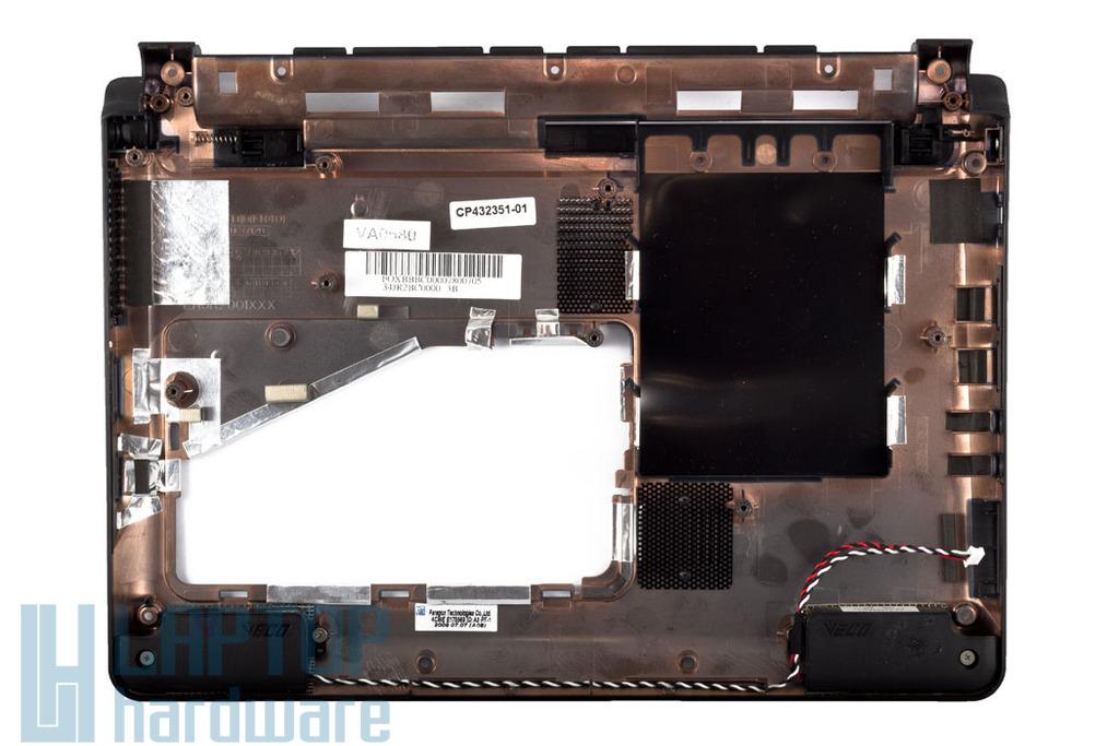 Fujitsu-Siemens Amilo M2010, N280 gyári új alsó fedél (CP432351-01)