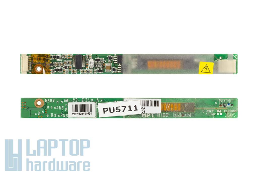 Fujitsu-Siemens Amilo Pa1538, A1655G laptophoz használt LCD Inverter ,12-01815-03