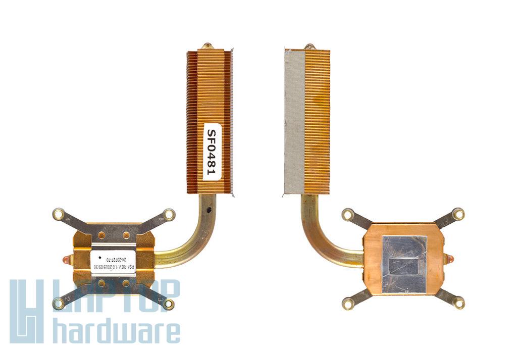 Fujitsu-Siemens Amilo Pa2548, L7300 használt laptop hőelvezető cső (24-20727-70)