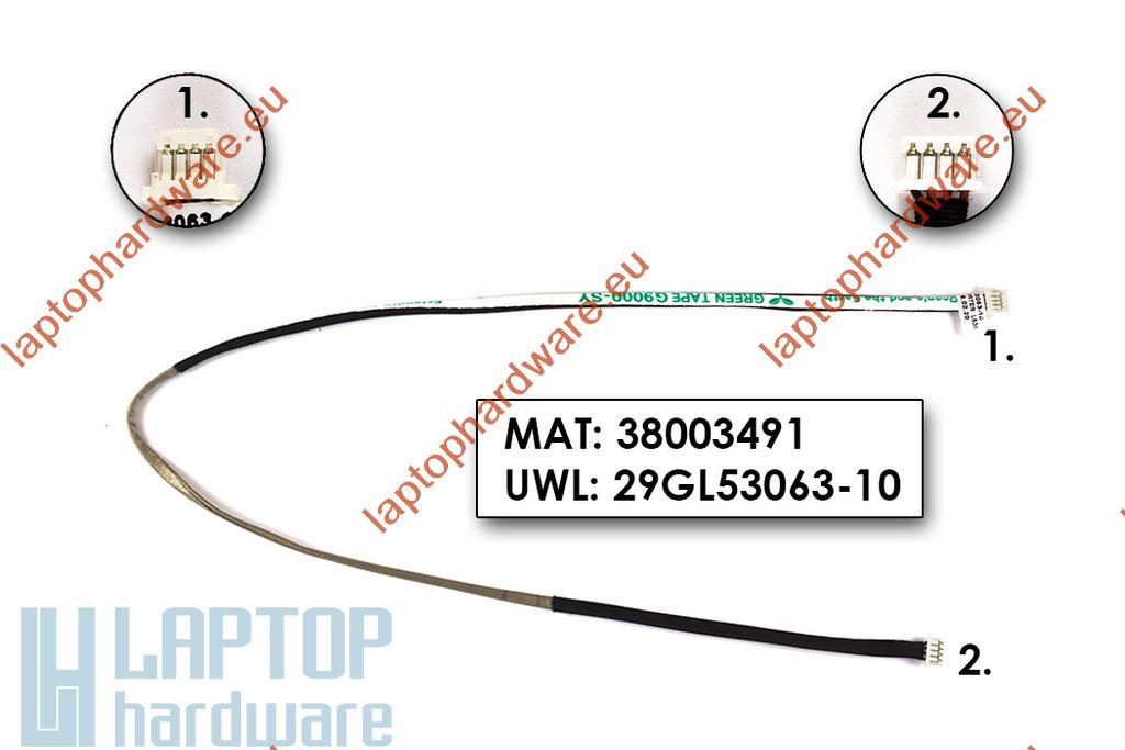 Fujitsu-Siemens Amilo Pi2515 használt LCD inverter kábel (29GL53063-10)