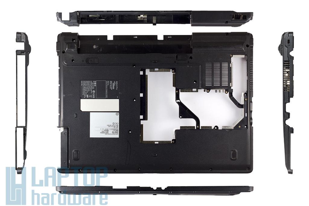 Fujitsu-Siemens Amilo Pro V3505 laptophoz használt alsó burkolat, bottom case (39.4B602.001)