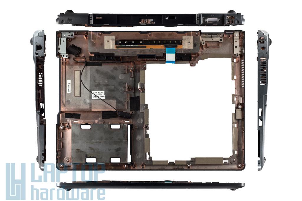 Fujitsu-Siemens Amilo Pro V3515 laptophoz használt alsó fedél hangszórókkal, 80-41203-10
