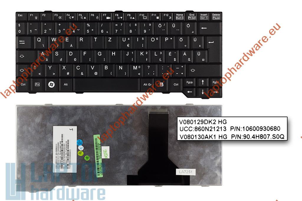 Fujitsu-Siemens Amilo Sa3650, Si3655 használt magyar laptop billentyűzet (V080129DK2 HG)