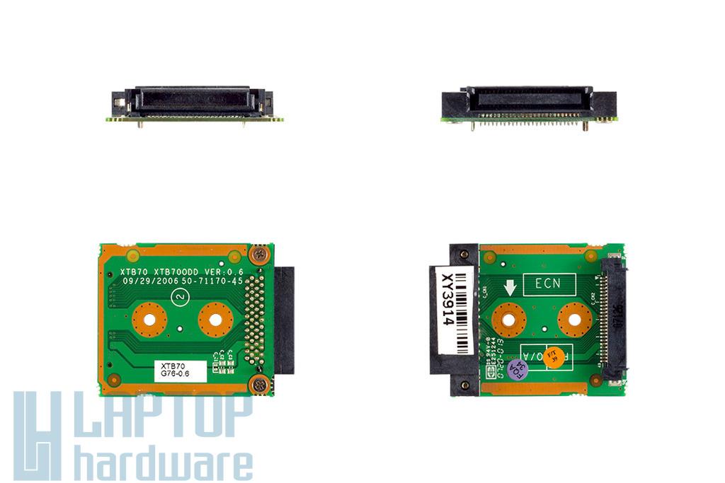 Fujitsu-Siemens Amilo xa1526 használt optikai átalakitó panel (50-71170-45)