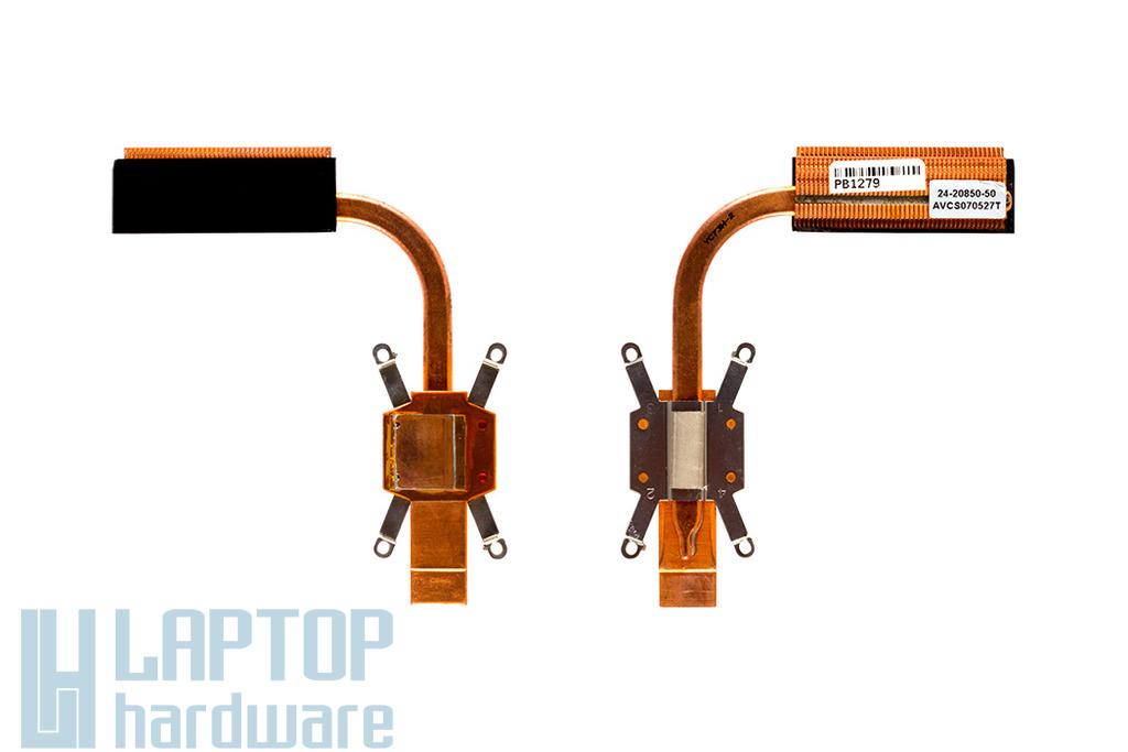 Fujitsu-Siemens Amilo Xa1526 laptophoz használt hőelvezető cső (24-20850-50)