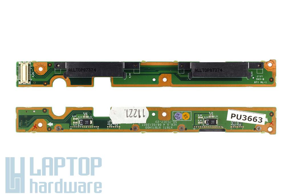 Fujitsu-Siemens Amilo Xa2528 laptophoz használt SATA HDD adapter (50-71317-23)
