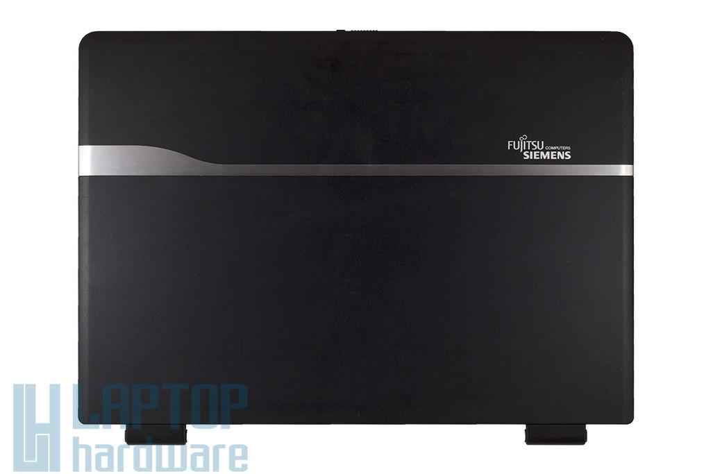 Fujitsu-Siemens Amilo Xi2428, használt LCD hátlap, LCD back cover, 83GP55050-00  (15,4'')