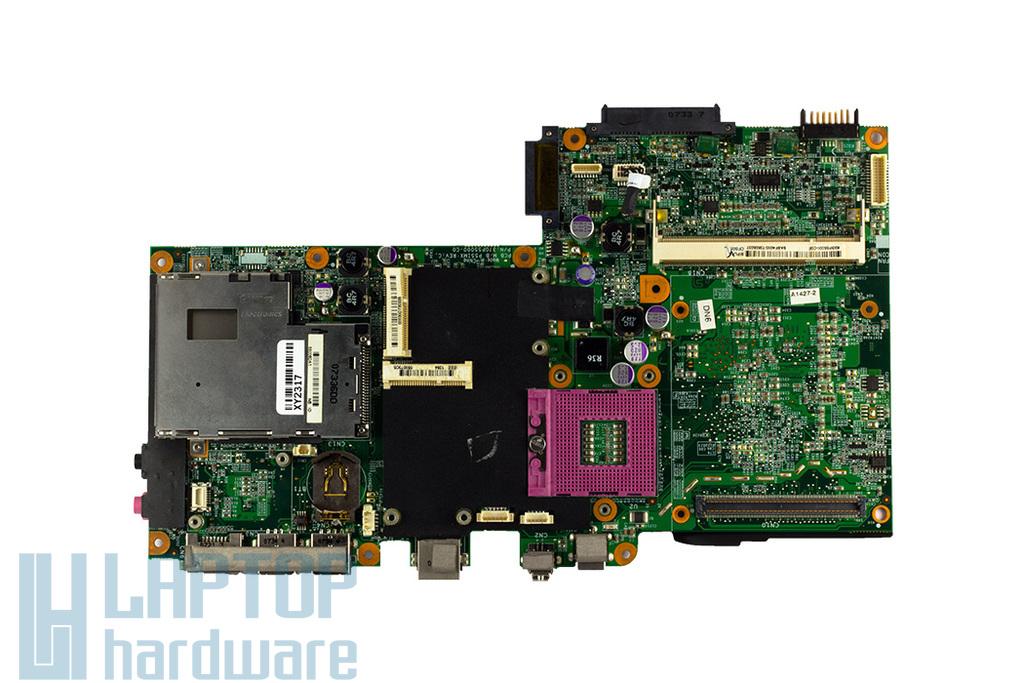 Fujitsu-Siemens Amilo Xi2428 használt laptop alaplap, 37GP55000-CO, P55IMX