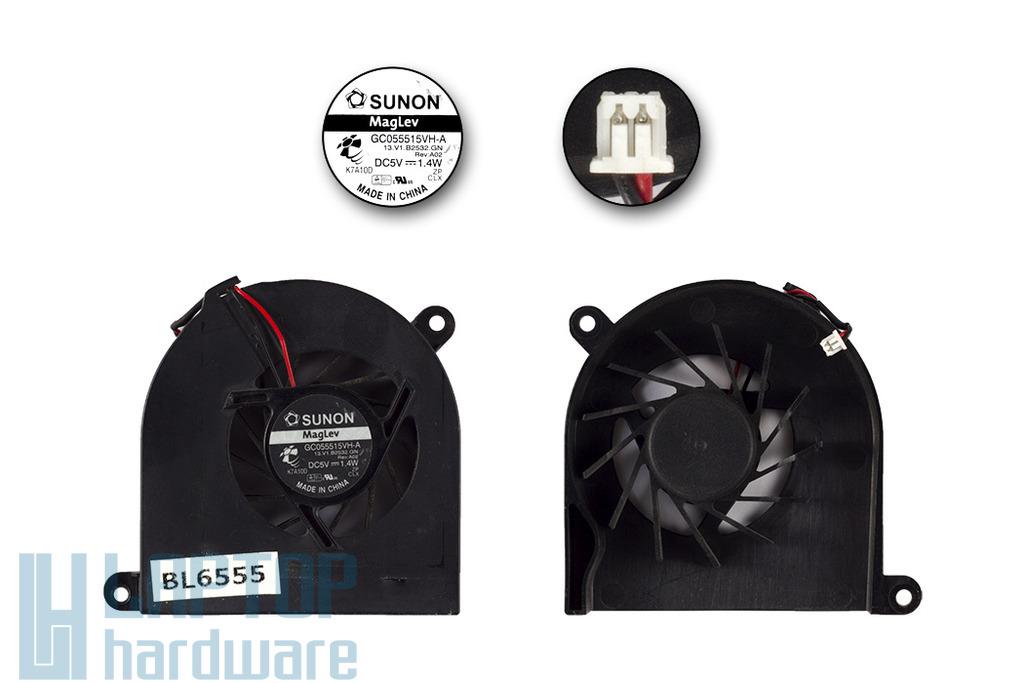 Fujitsu-Siemens Esprimo V5515, V5535, V5555 használt hűtő ventilátor