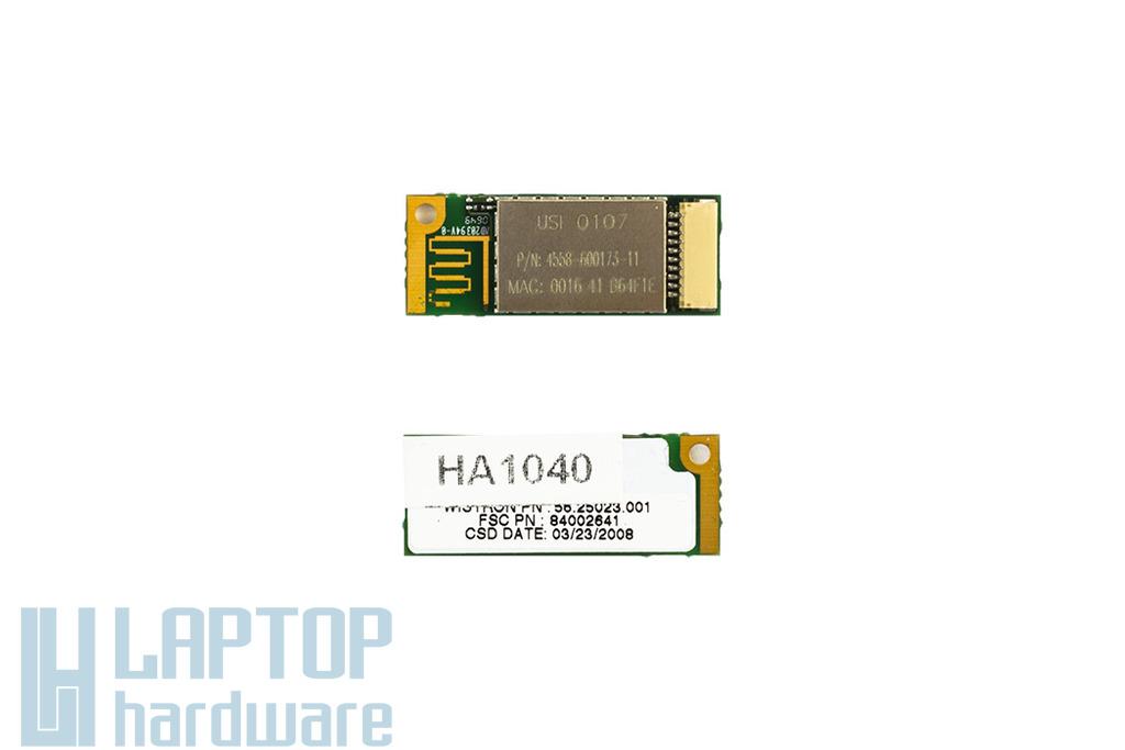 Fujitsu-Siemens Amilo Pro V3505, V3525, Esprimo V5505 laptophoz gyári új Bluetooth modul (4558-600173-11)