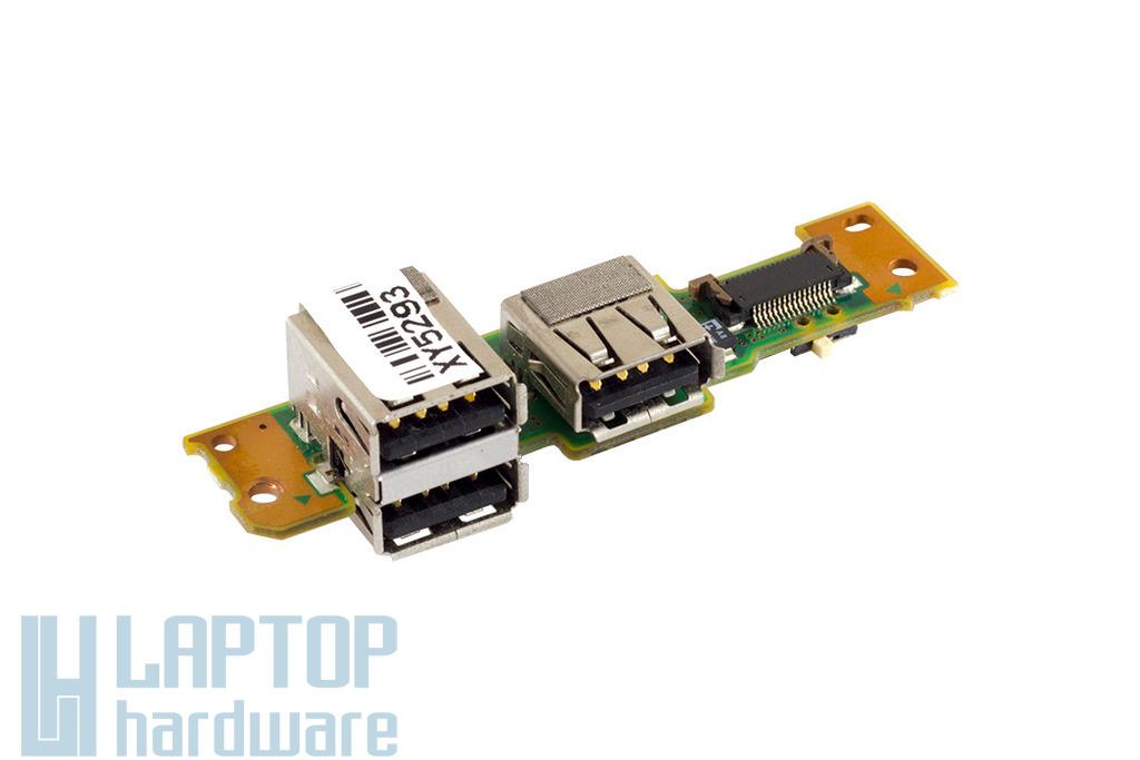 Fujitsu-Siemens LifeBook E780 laptophoz használt USB panel