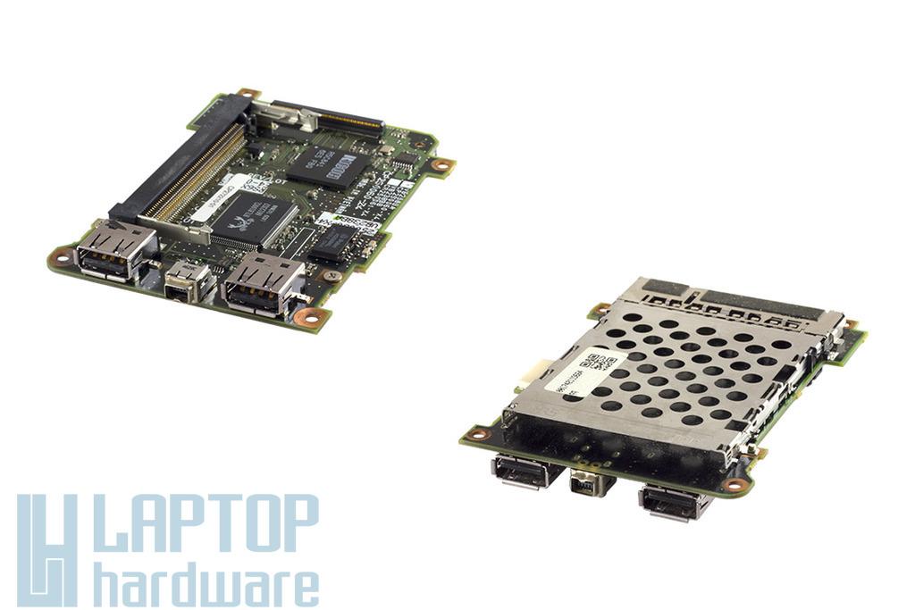 Fujitsu Siemens Lifebook P7120 laptophoz használt USB/PCMCIA panel, CP272210-01