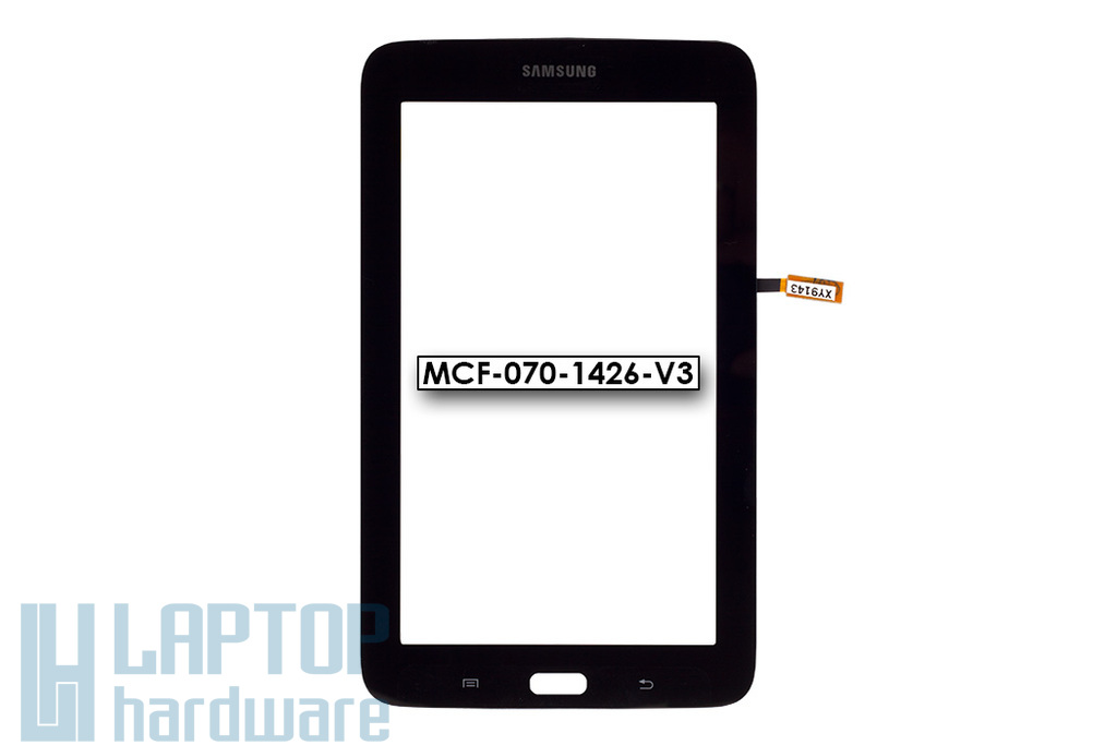Érintő panel, touchscreen Samsung Galaxy Tab 3 Lite (SM-T110) tablethez (MCF-070-1426-V3)
