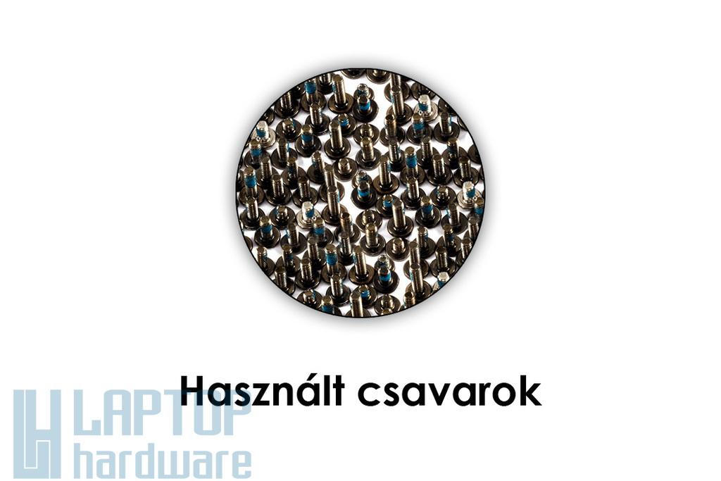 Asus EEEPC 1002H, 1003HAG használt csavarok, screws