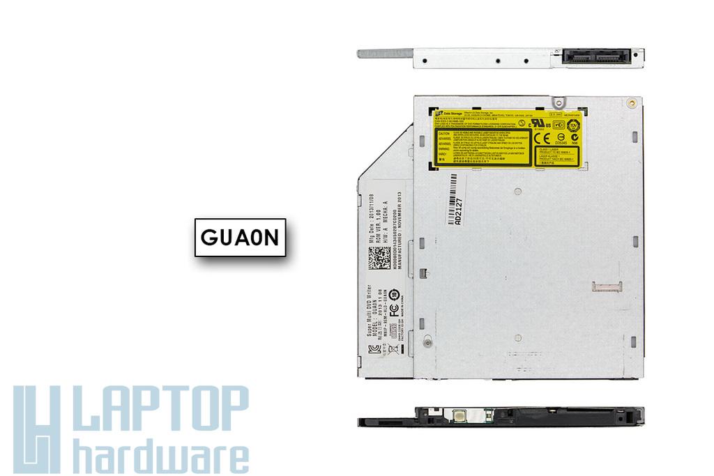 Hitachi-LG Használt SATA DVD író (9mm) (GUA0N)