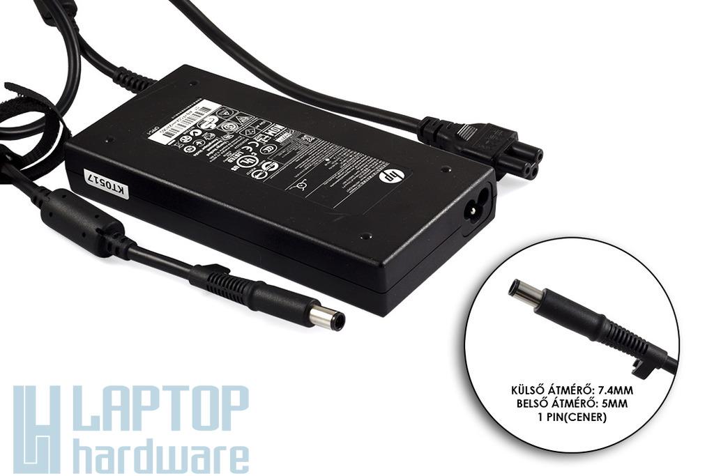 HP 19.5V 7.7A 150W gyári használt laptop töltő (SPS 646212-001, HSTNN-CA27)